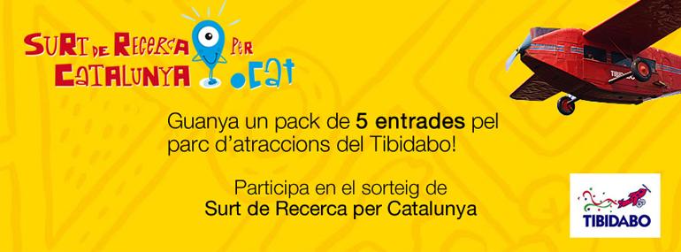 Promoció Facebook entrades Tibidabo