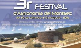 3r festival Montsec