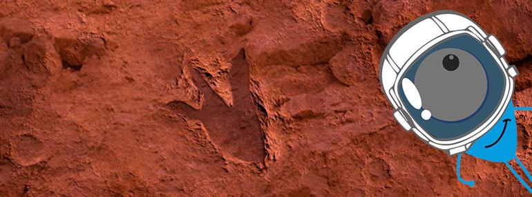Vida a Mart del Cretaci!