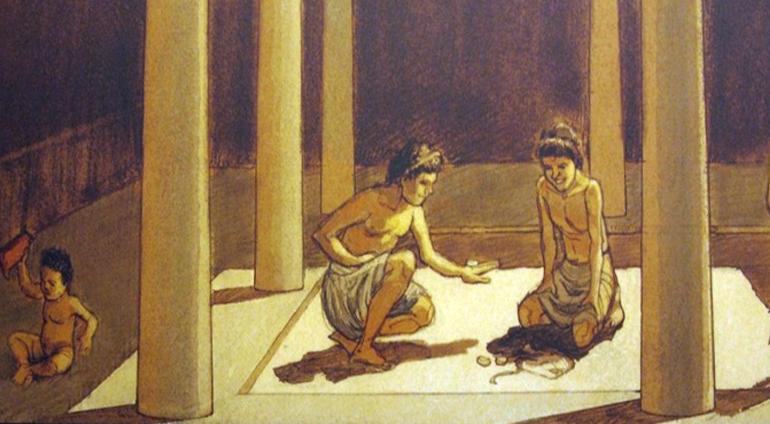 Jocs antiguitat tabas